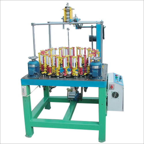 High Speed Nylon Braiding Machine