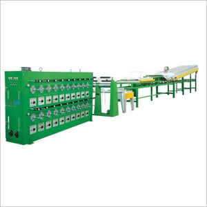 Wire Annealing Plant