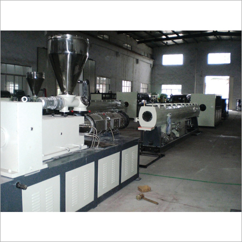 Automatic PVC Pipe Plant