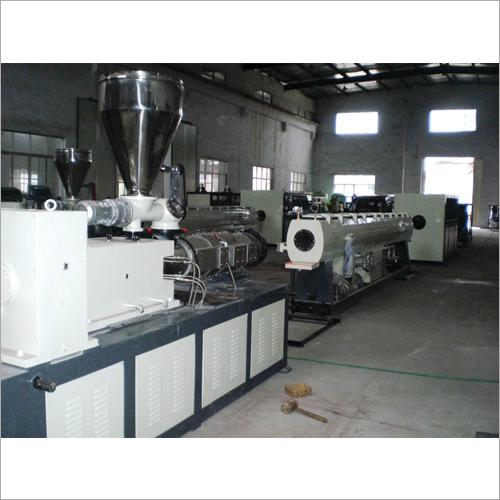 Automatic PVC Pipe Plant