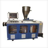 Conical Twin Screw Extruder Machine for PVC Pipe