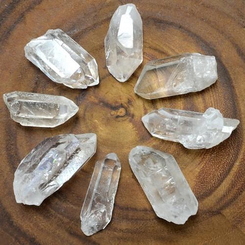 Mini Quartz Crystal Points