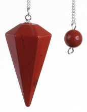 Red Jasper Pendulums