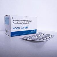 Amoxicillin Clavulanic
