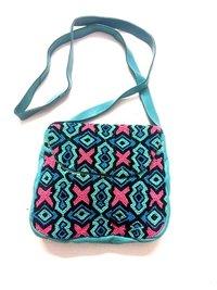 Jute emboidery bags