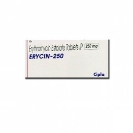 Erythromycin 250 mg Tablets Cipla