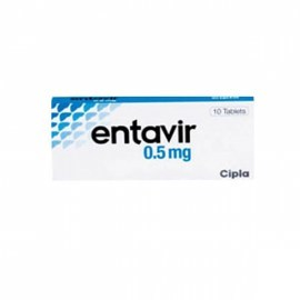 Entavir Entecavir 0.5 mg Tablets