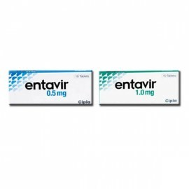 Entavir Entecavir 1 mg Tablets