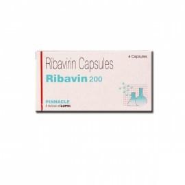 Ribavin Ribavirin 200 mg Capsules