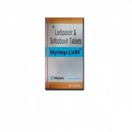 MyHep-LVIR Sofosbuvir Ledipasvir Tablets