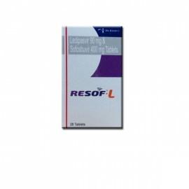 Resof L Sofosbuvir Ledipasvir Tablets Dr. Reddy