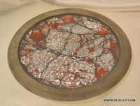 Glass Mosaic Coaster