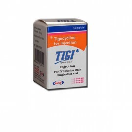 Tigi 50mg - Tigecycline Injection
