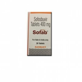 Sofab 400 mg Sofosbuvir Tablets Ranbaxy