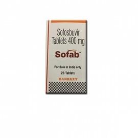 Sofab 400 mg Sofosbuvir Tablets Ranbaxy