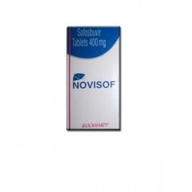 Sofosbuvir Novisof 400 mg Tablets