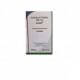 Sovaldi Sofosbuvir 400 mg Tablets