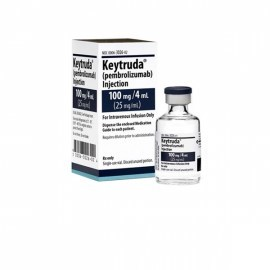 Keytruda Pembrolizumab 50mg Injection