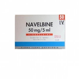 Navelbine Vinorelbine 50 mg Injection