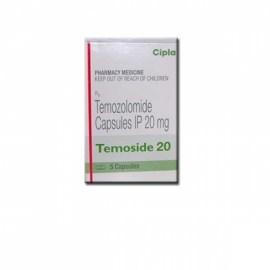Temozolomide 20 mg Temoside Capsules