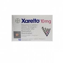 Xarelto Rivaroxaban 10 mg Tablets