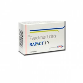Rapact Everolimus 10 mg Tablets