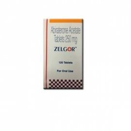 Zelgor Tablets Abiraterone 250 mg Ranbaxy