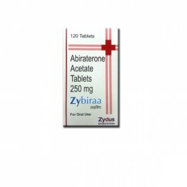 Zybiraa 250 mg Abiraterone Tablets