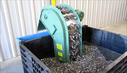 Inclined Scraper Belt Conveyor