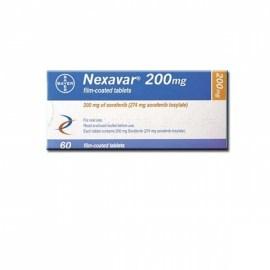 Nexavar - Sorafenib 200mg Tablets