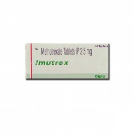Imutrex Methotrexate 2.5 mg Tablets