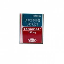 Temonat Temozolomide 100 mg Capsules