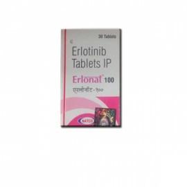 Erlonat Tablets - Erlotinib 100mg
