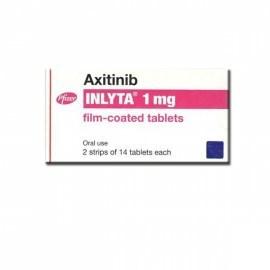 Inlyta Axitinib 1 mg Tablets