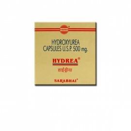 HYDREA - Hydroxyurea 50mg Capsules
