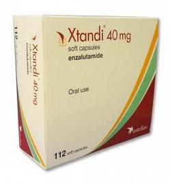 Xtandi Enzalutamide 40 mg Capsules
