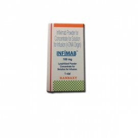 Infimab 100 mg Injection