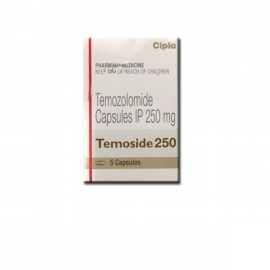 Temozolomide 250 mg Temoside Capsules
