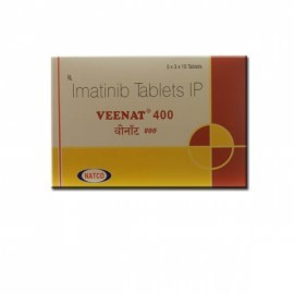 Veenat Imatinib 400 mg Tablets