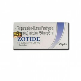Zotide Teriparatide 750mcg Injection