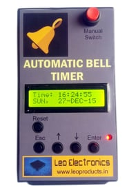Automatic Bell Timer