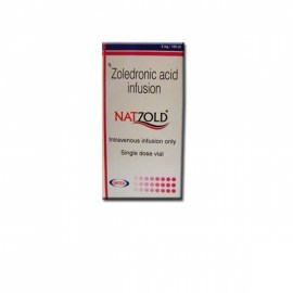 NATZOLD Zoledronic 5 mg Injection