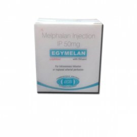 EGYMELAN Melphalan 50 mg Injection