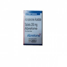 Abiraterone Acetate 250 mg Cadila