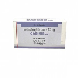 Cadinib Imatinib 400mg Tablets