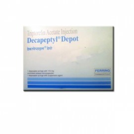 Decapeptyl Depot - Triptorelin Injection