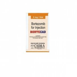 Bortecad Bortezomib 2 mg Injection