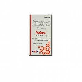 Trabec Trabectedin 1 mg Injection