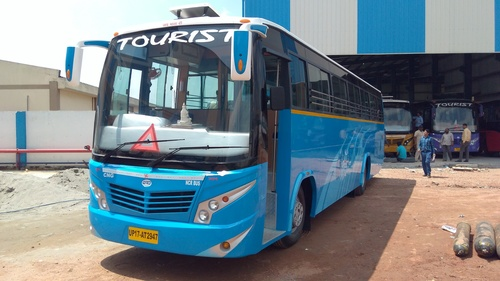 New Models Luxury Buses