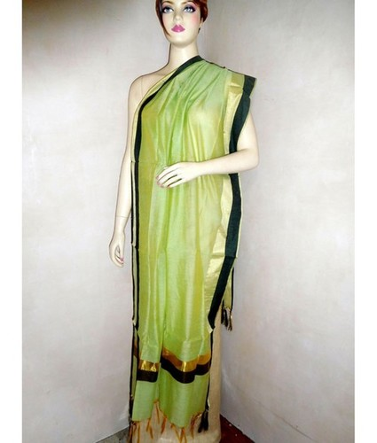 Chanderi silk Dupatt